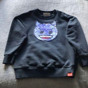 Zara boy's sweatshirt